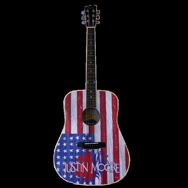 Justin Moore Guitar