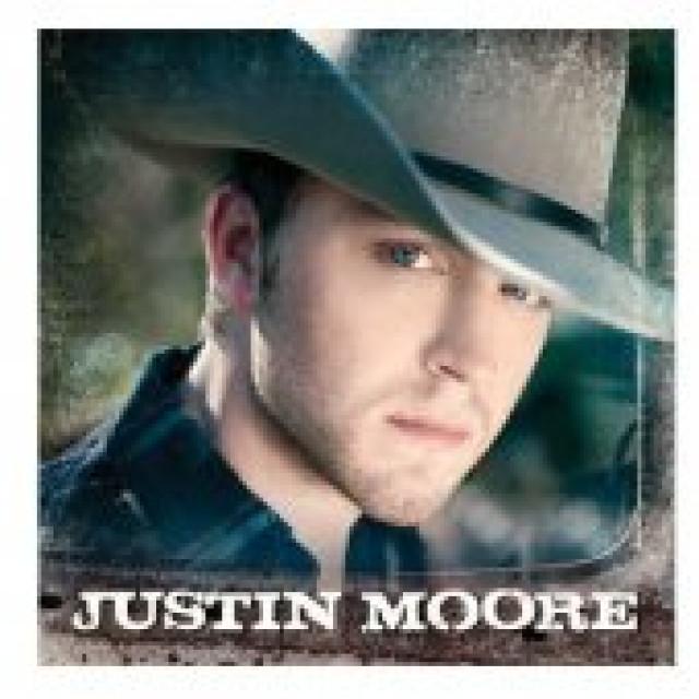 Justin Moore CD- Self Titled